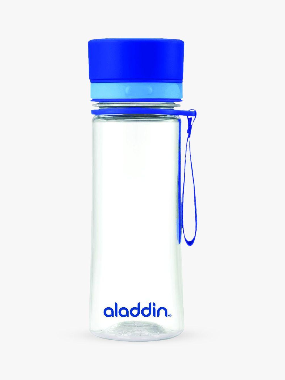 Aladdin Aladdin Aveo Water Bottle, 350ml, Blue/Clear