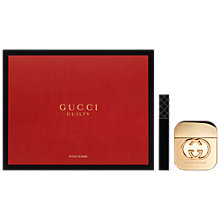 Buy Gucci Guilty 50ml Eau de Toilette Fragrance Gift Set Online at johnlewis.com