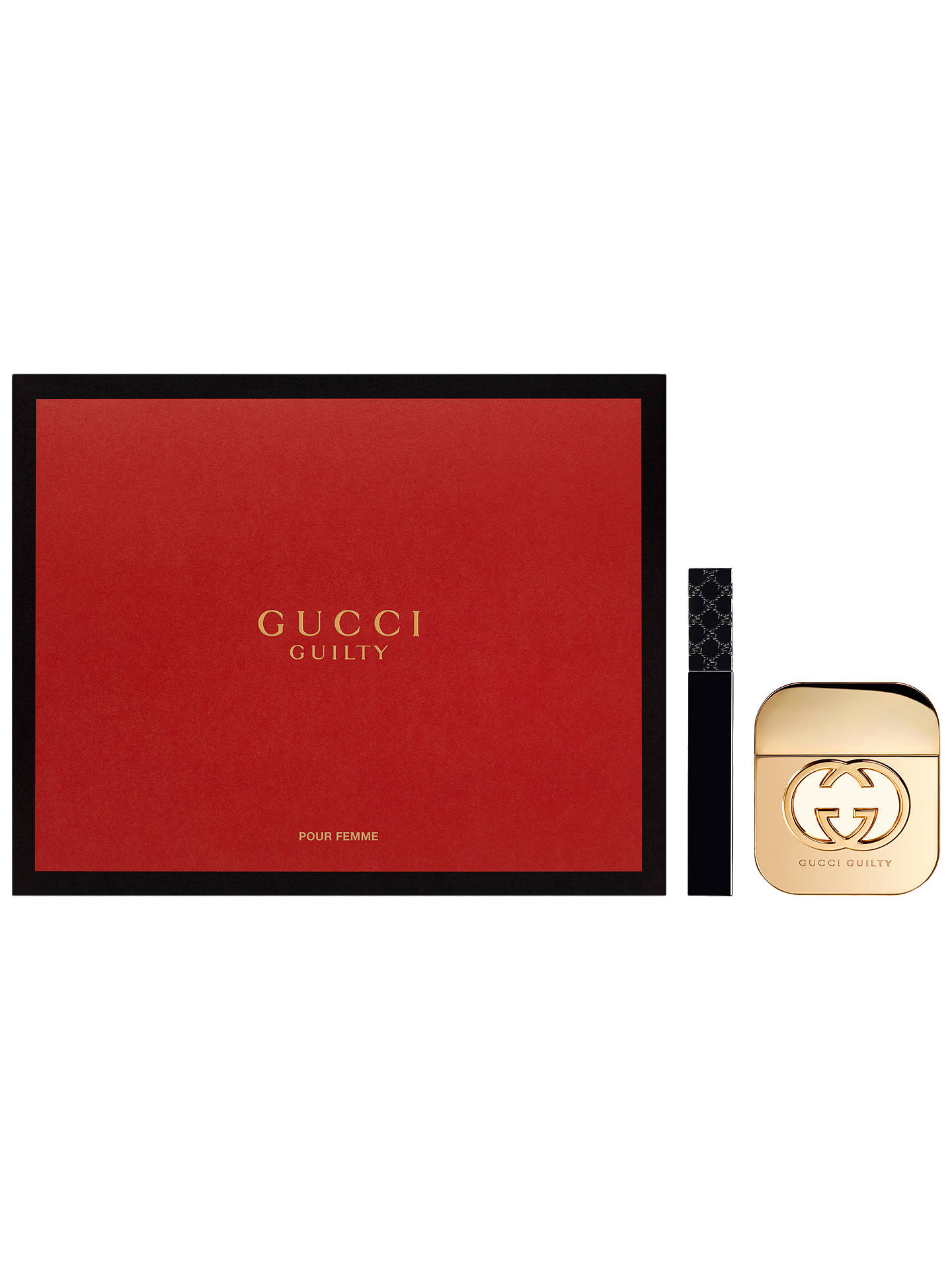 BuyGucci Guilty 50ml Eau de Toilette Fragrance Gift Set Online at  johnlewis.com 50b247ee9cc