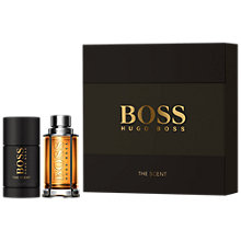 Buy HUGO BOSS BOSS The Scent 50ml Eau de Toilette Fragrance Gift Set Online at johnlewis.com