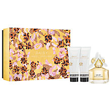 Buy Marc Jacobs Daisy 50ml Eau de Toilette Fragrance Gift Set Online at johnlewis.com