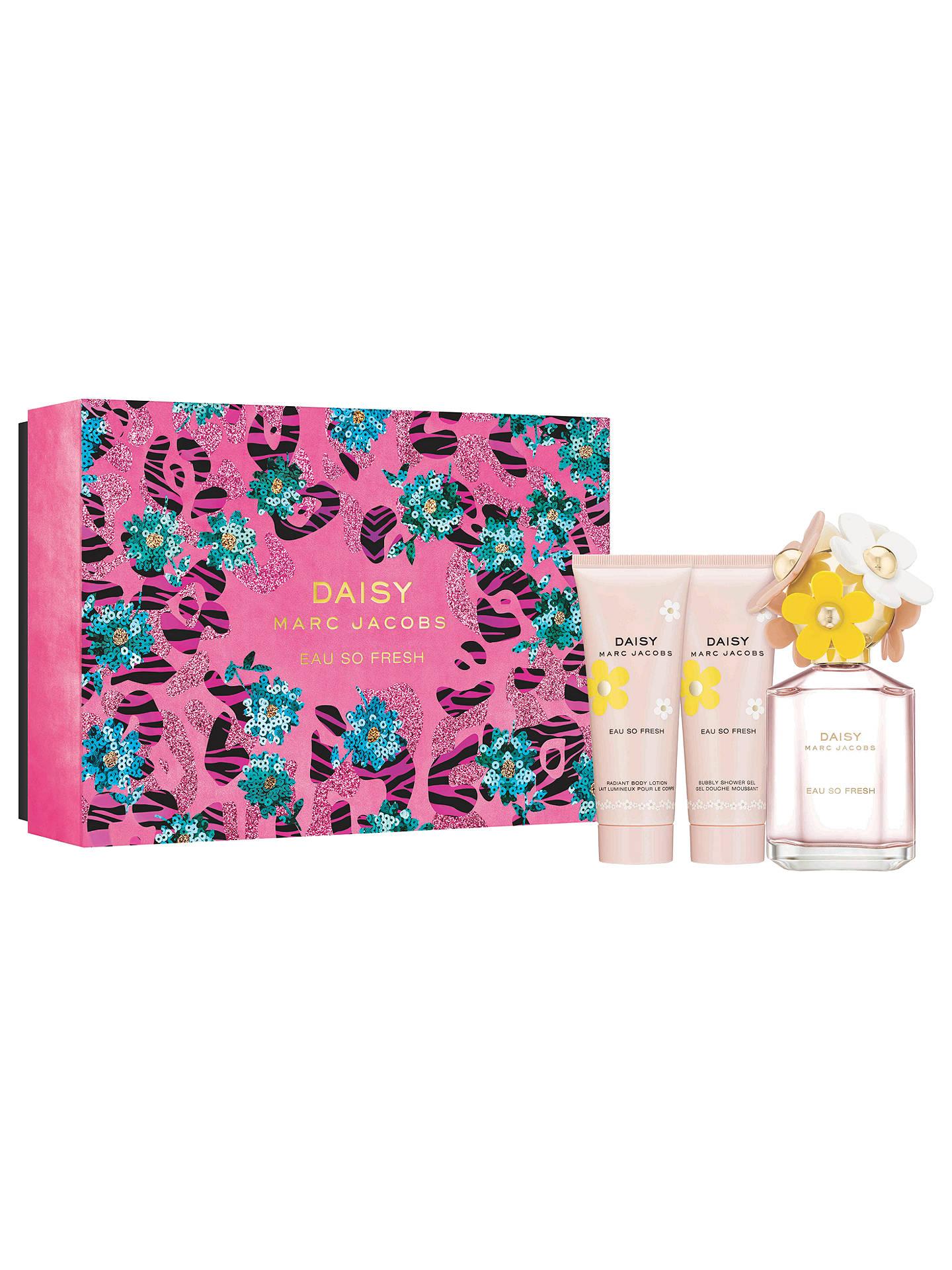 6e69c8c6e6402 Buy Marc Jacobs Daisy Eau So Fresh 75ml Eau de Toilette Fragrance Gift Set  Online at