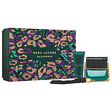 Buy Marc Jacobs Decadence 50ml Eau de Parfum Fragrance Gift Set Online at johnlewis.com