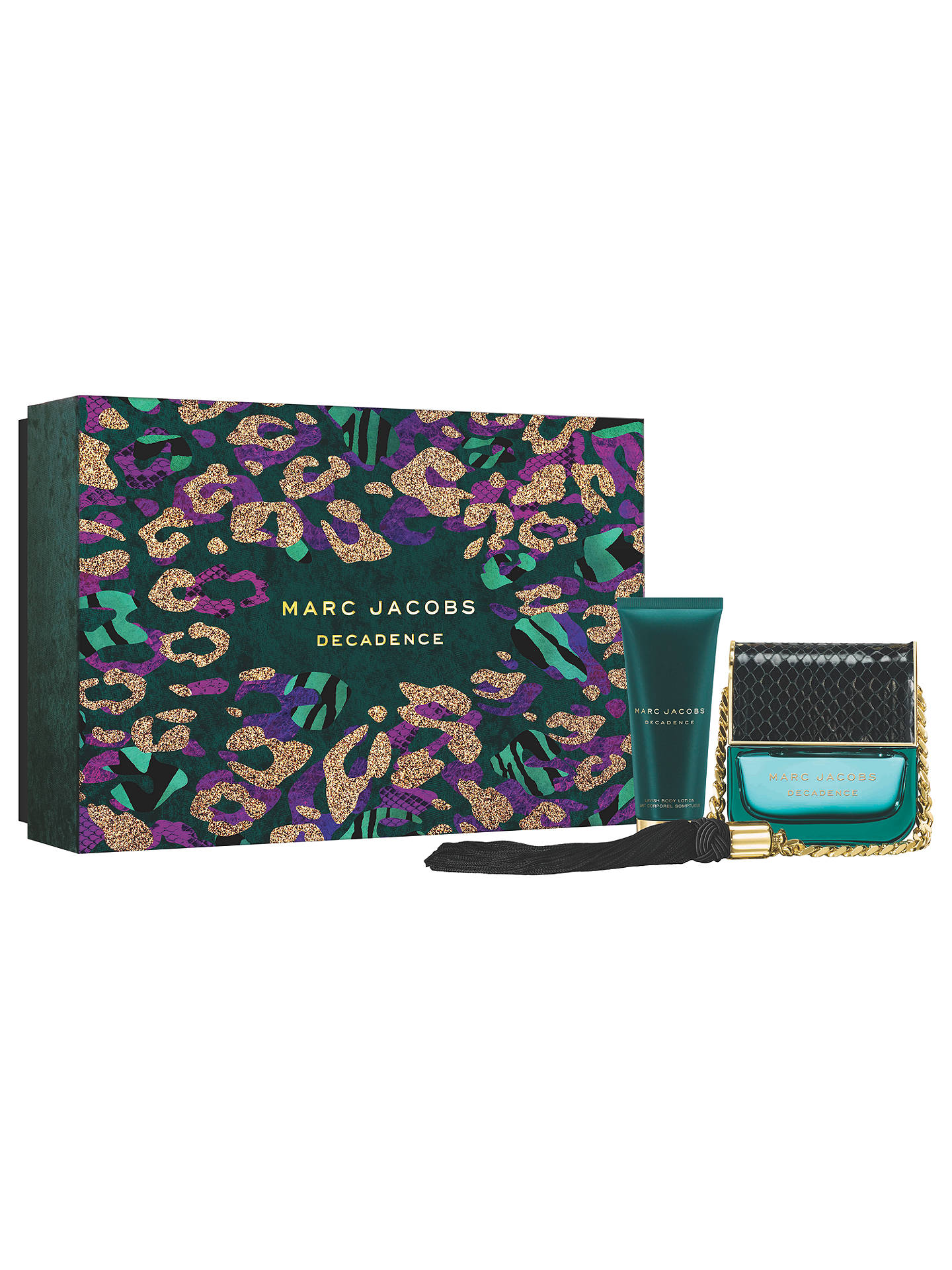 BuyMarc Jacobs Decadence 50ml Eau de Parfum Fragrance Gift Set Online at johnlewis.com