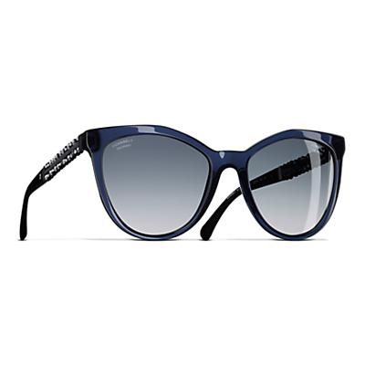 e6825790bc1 Polarised Butterfly Sunglasses CH5376B Dark Blue