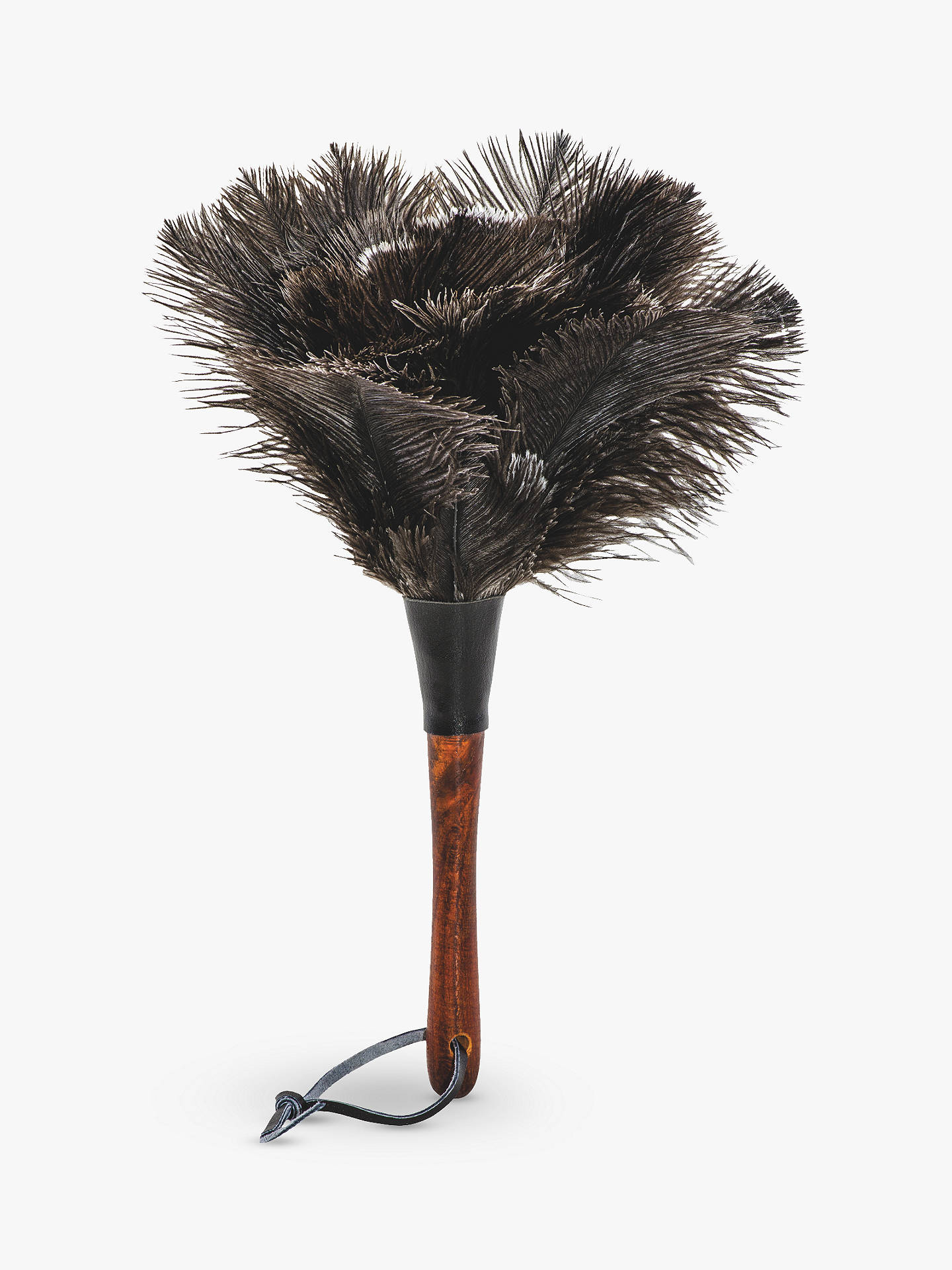 Buy Redecker Ostrich Feather Duster, Small Online at johnlewis.com