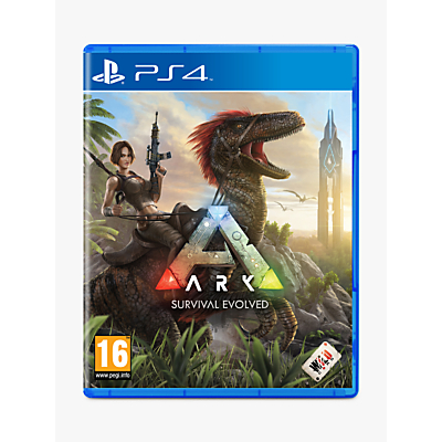 Image of Ark Survival Evolved, PS4