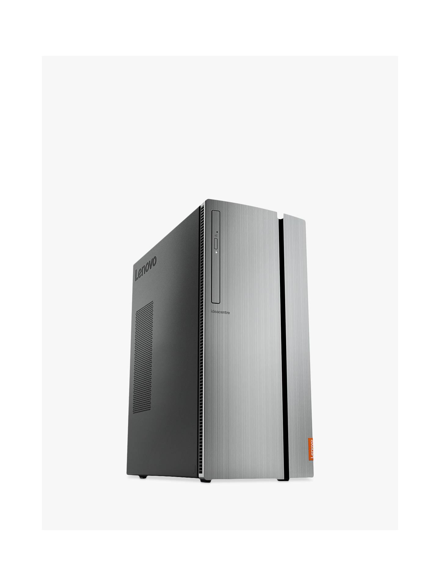 lenovo ideacentre 720 desktop pc amd ryzen r5 8gb ram 2tb hdd rh johnlewis com