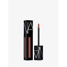 Buy NARS Powermatte Pigment Lipstick Online at johnlewis.com