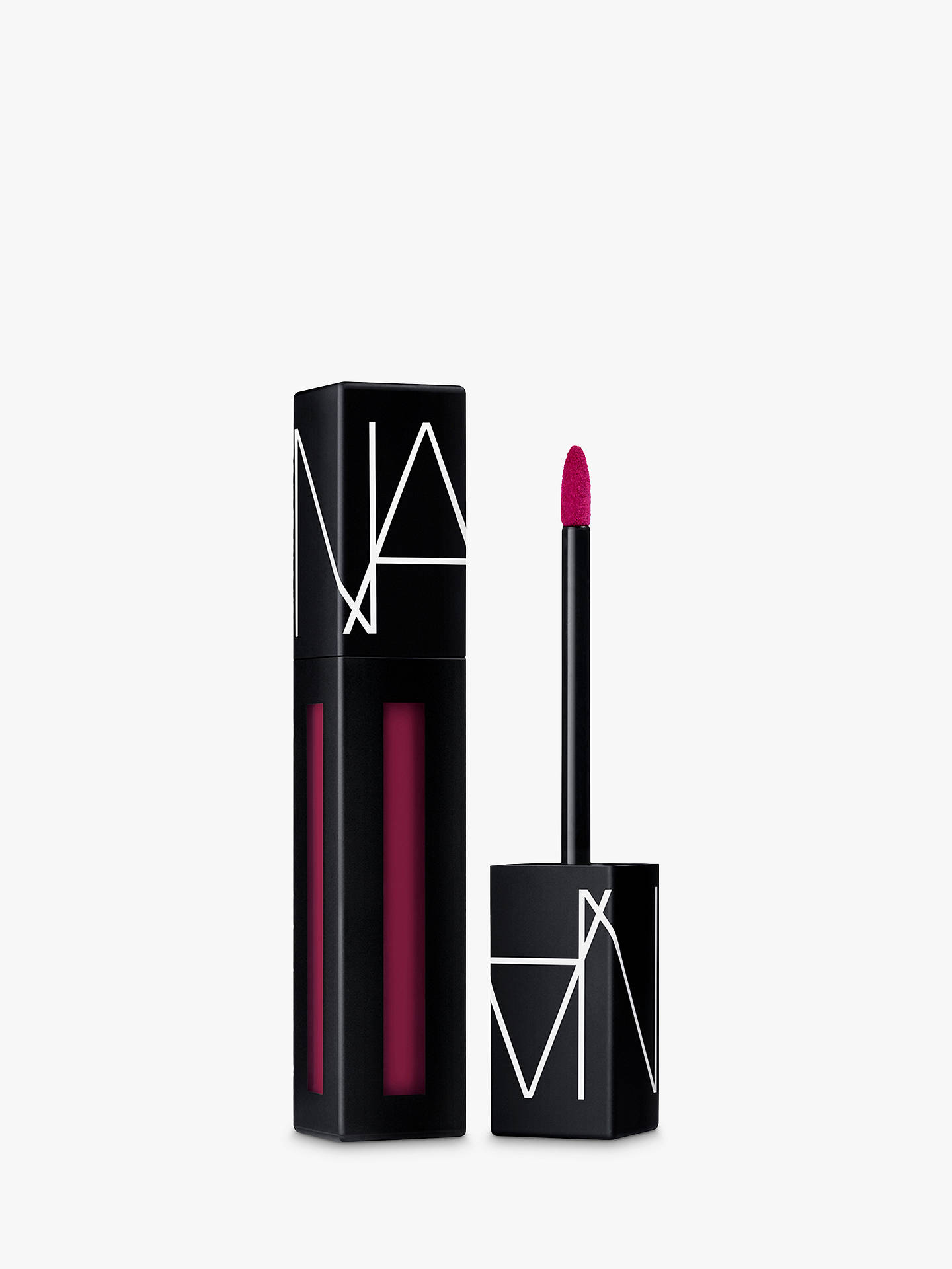 BuyNARS Powermatte Pigment Lipstick, Warm Leatherette Online at johnlewis.com
