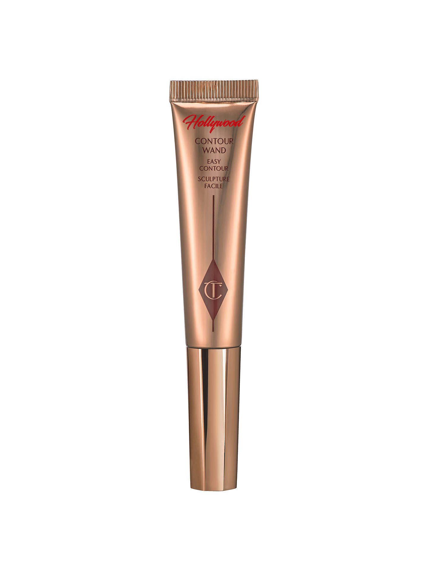 Buy Charlotte Tilbury Hollywood Contour Wand, Medium / Dark Online at johnlewis.com