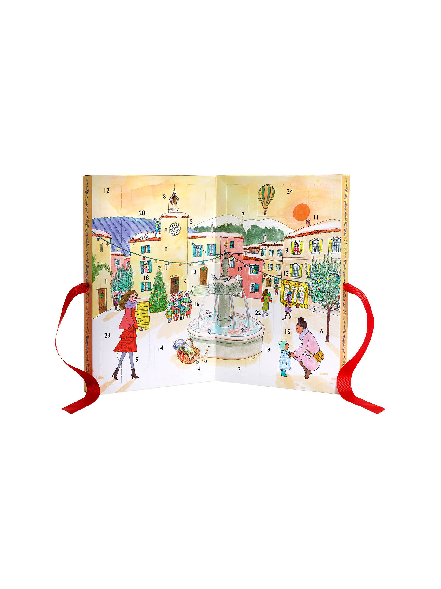 BuyL'Occitane Beauty Advent Calendar Online at johnlewis.com