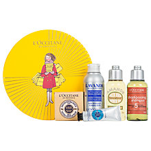 Buy L'Occitane Beauty Icons Bath & Body Gift Set Online at johnlewis.com