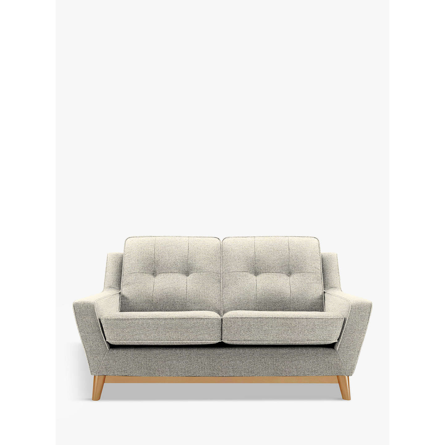 BuyG Plan Vintage The Fifty Three Small 2 Seater Sofa, Etch Granite Online at johnlewis.com