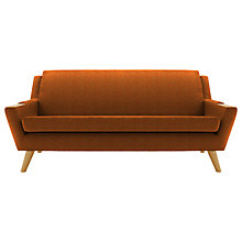 Buy G Plan Vintage The Fifty Five Large 3 Seater Sofa Online at johnlewis.com