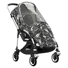 Buy Bugaboo Bee Pushchair Raincover, We Are Handsome Online at johnlewis.com