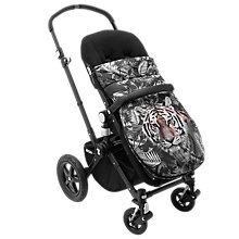 Buy Bugaboo Pushchair Footmuff, We Are Handsome Online at johnlewis.com
