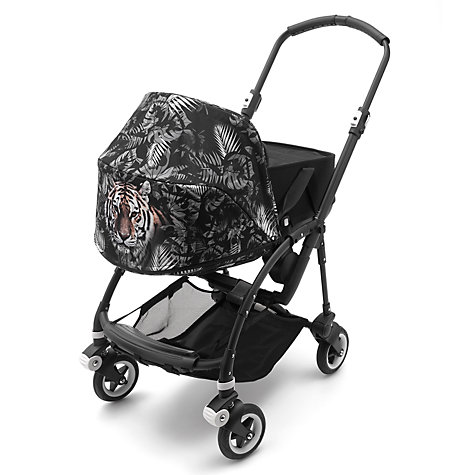 ... Buy Bugaboo Bee Pushchair Sun Canopy We Are Handsome Online at johnlewis.com  sc 1 st  John Lewis & Buy Bugaboo Bee Pushchair Sun Canopy We Are Handsome   John Lewis