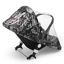 Buy Bugaboo Cameleon Pushchair Raincover, We Are Handsome Online at johnlewis.com