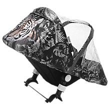 Buy Bugaboo Donkey and Buffalo Pushchair Raincover, We Are Handsome Online at johnlewis.com