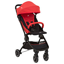 Buy Joie Pact Lite Stroller, Lychee Online at johnlewis.com