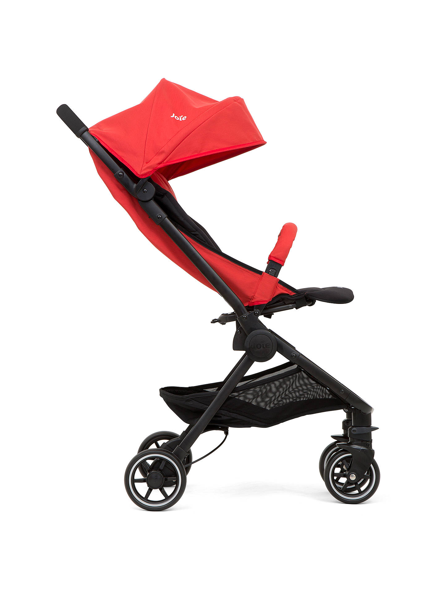 BuyJoie Pact Lite Stroller, Lychee Online at johnlewis.com