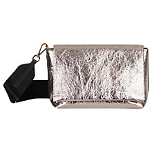Buy Gerard Darel Chic Pocket Bag, Silver Online at johnlewis.com