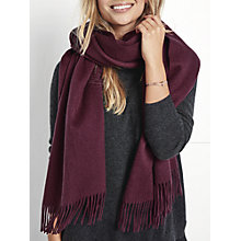 Buy hush Luxe Lambswool Scarf Online at johnlewis.com