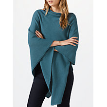 Buy Jigsaw Cashmere Blend Long Poncho Online at johnlewis.com