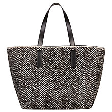 Buy Gerard Darel Mini Simple 2 Tote Bag, Black Online at johnlewis.com