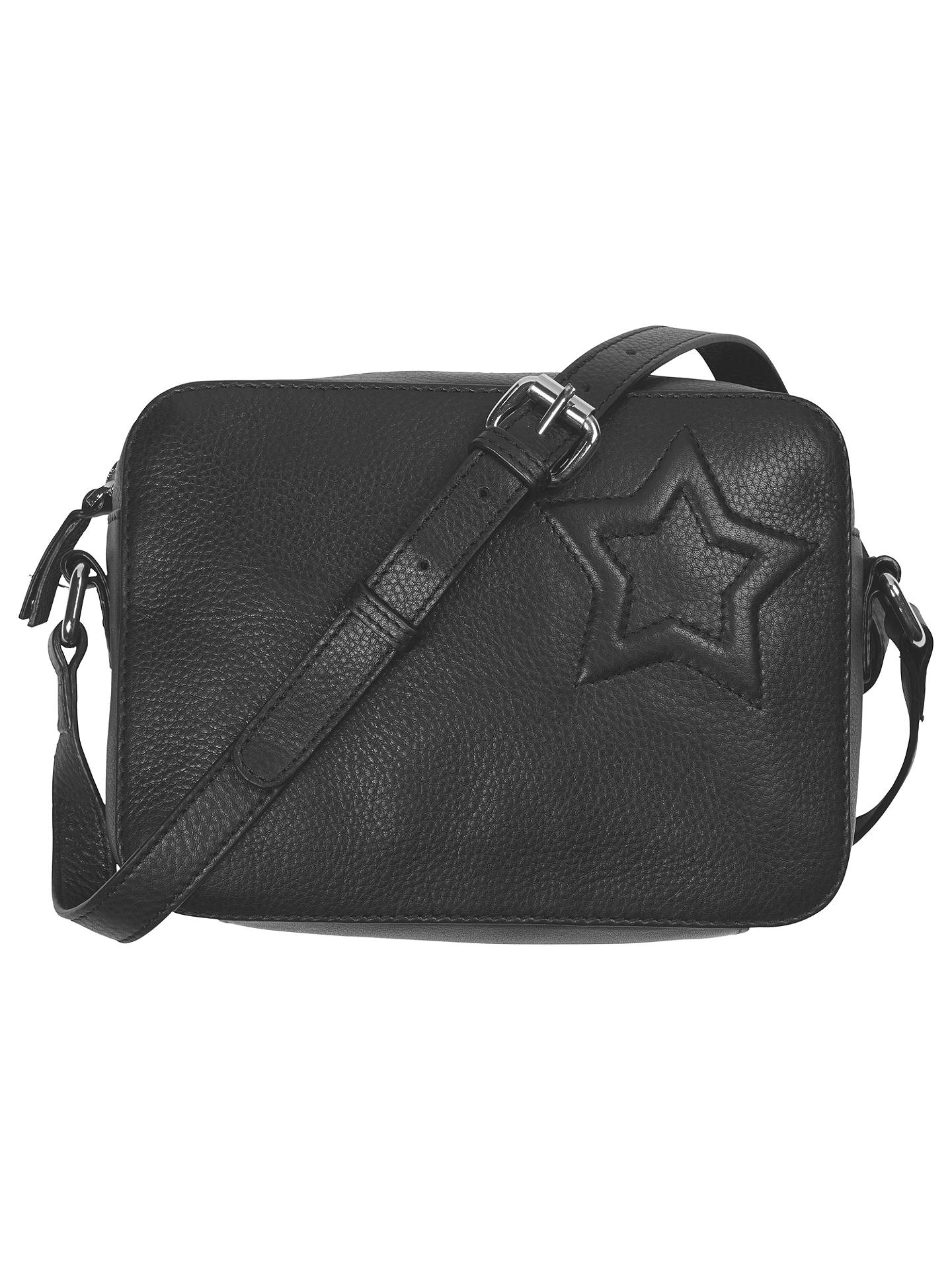 Hush Fifi Handbag Black Online At Johnlewis