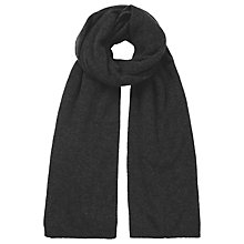Buy hush Cashmere Shawl, Charcoal Marl Online at johnlewis.com