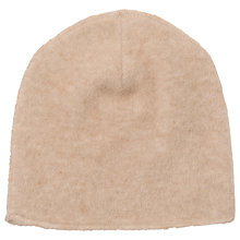 Buy hush Belle Beanie, Rose Dust Marl Online at johnlewis.com
