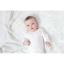 Buy Storksak Baby Swaddle Blanket, Pack of 2, Multi Online at johnlewis.com