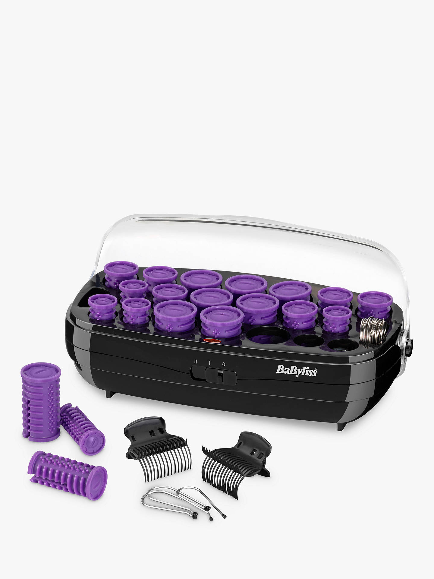 Babyliss 3045bu Thermo Ceramic Hair Rollers At John Lewis Partners