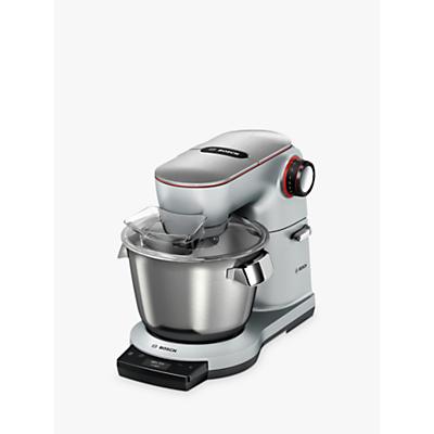 Bosch MUM9GT4S00 OptiMUM Kitchen Machine Food Mixer, Silver