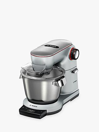 Bosch MUM9GT4S00 OptiMUM Kitchen Machine Food Mixer, Silver