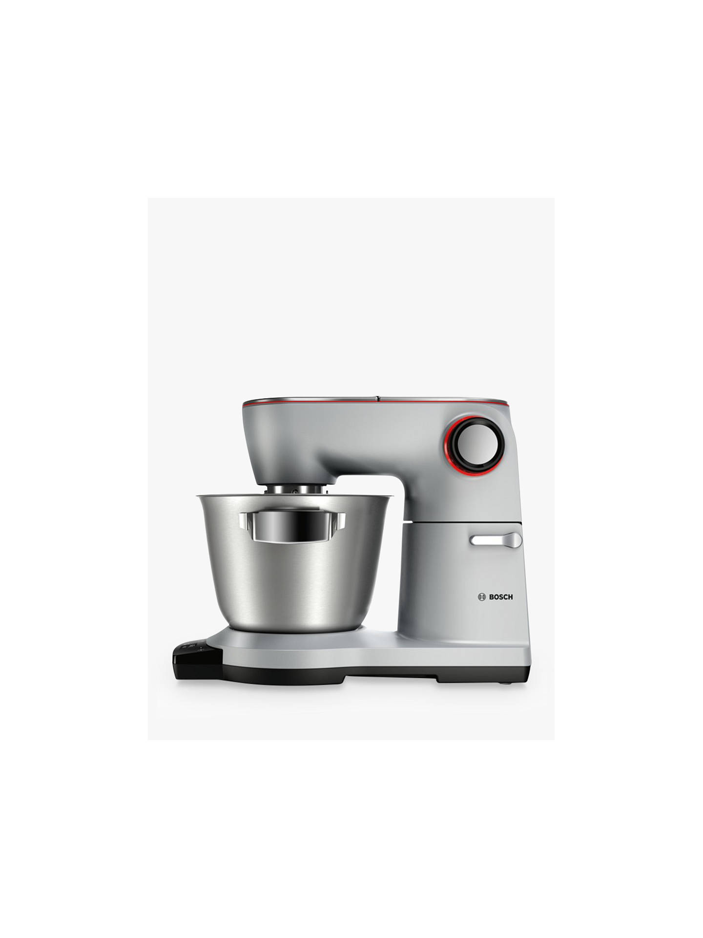 BuyBosch MUM9GT4S00 OptiMUM Kitchen Machine Food Mixer, Silver Online at johnlewis.com