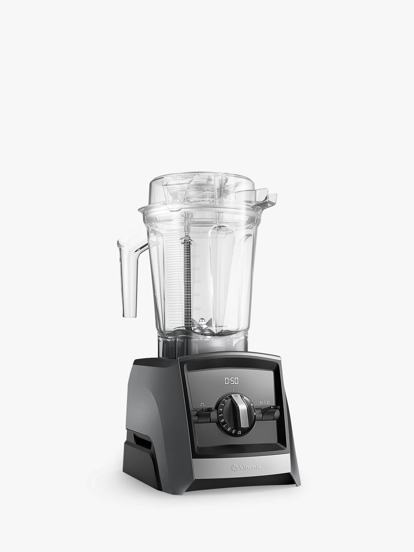 Buy Vitamix® A2500i Ascent Series Blender, Grey Online at johnlewis.com