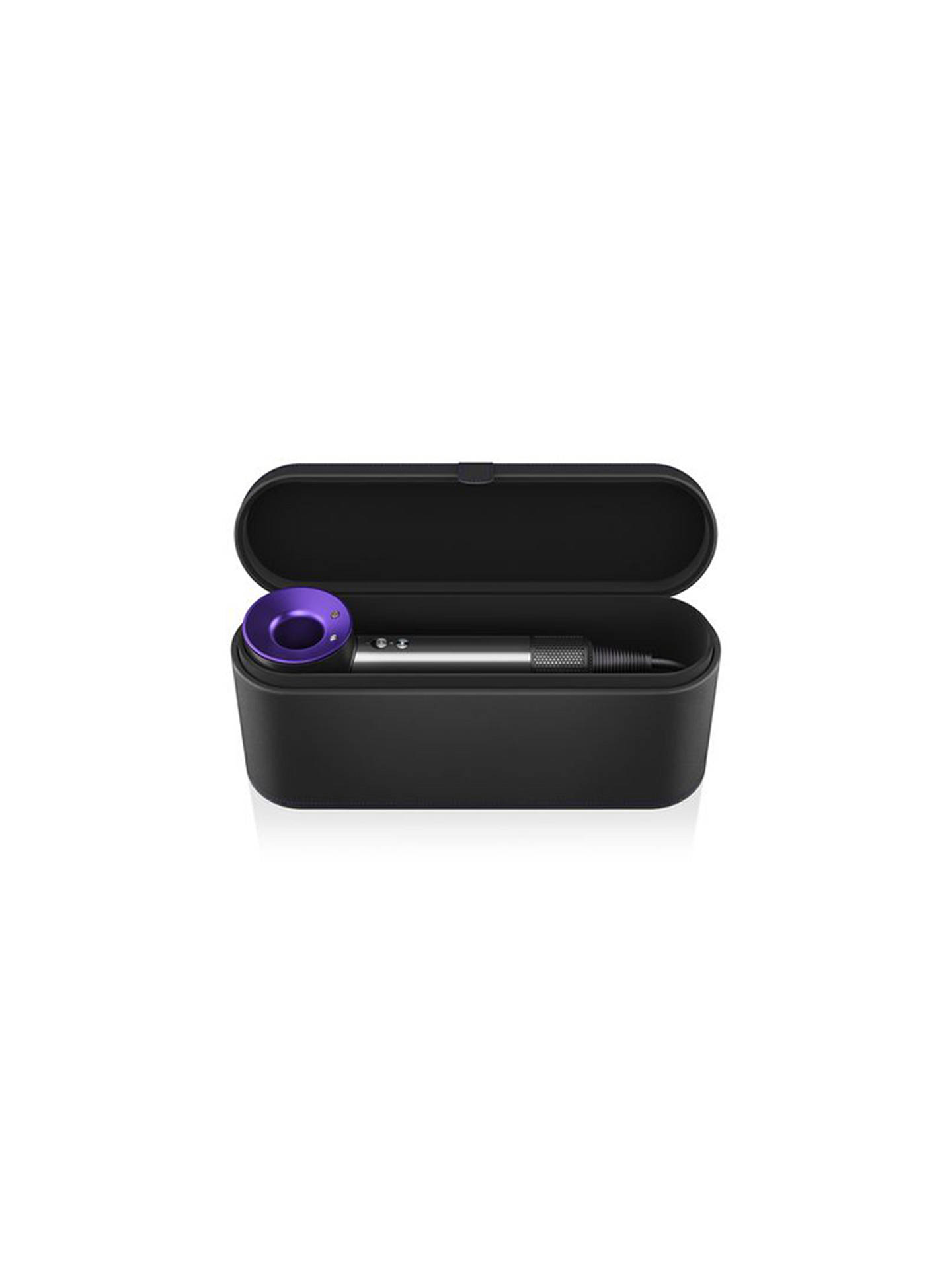 BuyDyson Supersonic™ Special Edition Hair Dryer with Presentation Box, Black/Purple Online at johnlewis.com