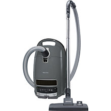 Buy Miele Complete C3 Limited Edition Powerline, Grey Online at johnlewis.com