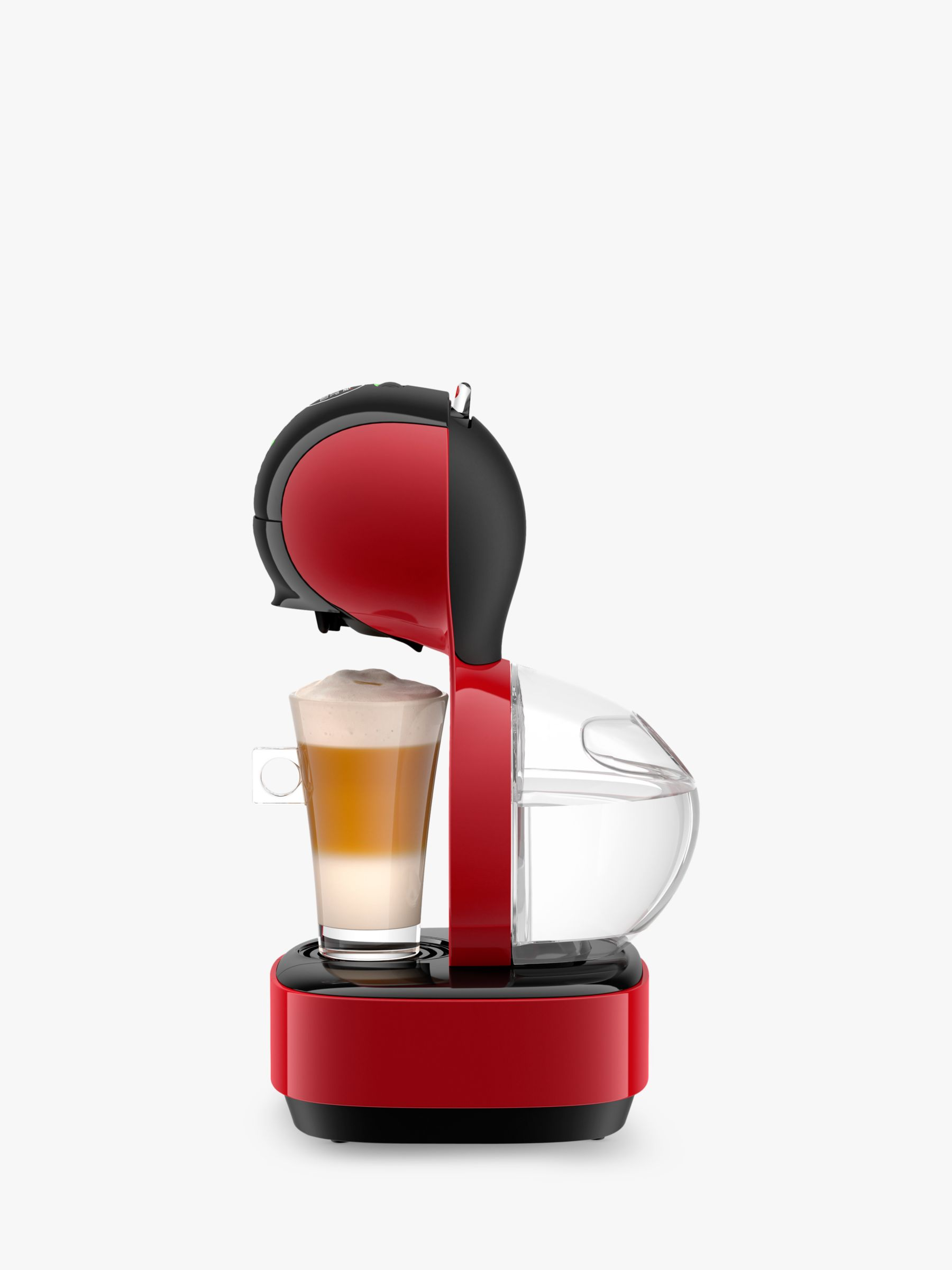Krups Dolce Gusto Coffee Maker Reviews : Buy Dolce Gusto Lumio Coffee Machine by Krups, Red John Lewis