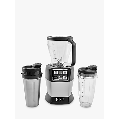 Ninja BL488UK Pro Complete Personal Blender with Auto-iQ