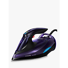 Buy Philips GC5039/30 Azure Elite Steam Iron, Purple Online at johnlewis.com
