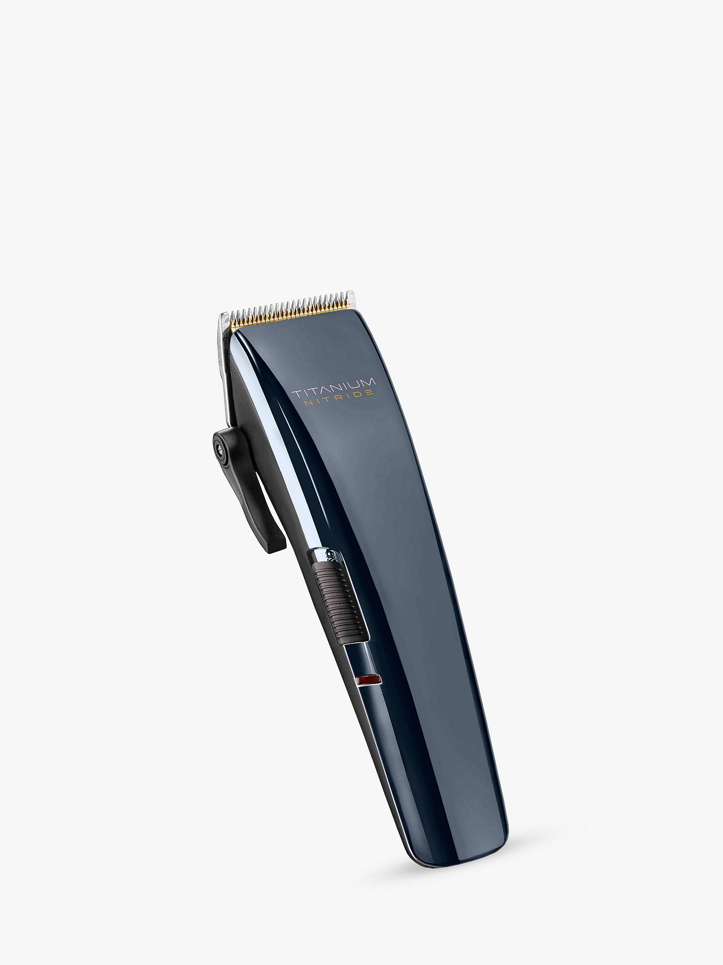 BuyBaByliss for Men Titanium Nitride Hair Clipper Set Online at johnlewis.com