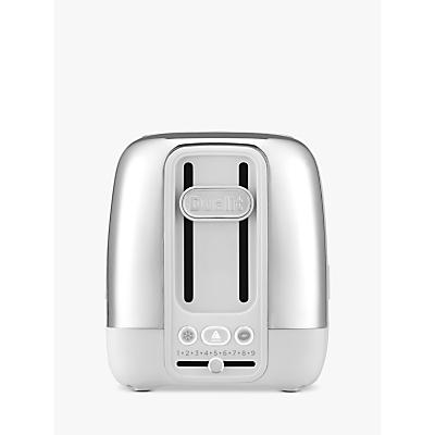 Dualit Domus 2-Slice Toaster, Porcelain
