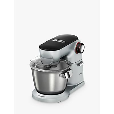 Bosch MUM9G32S00 OptiMUM Kitchen Machine Food Mixer, Silver