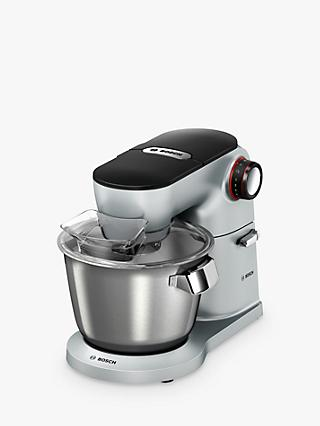 Bosch MUM9G32S00 OptiMUM Kitchen Machine Food Mixer, Silver