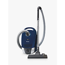 Buy Miele Compact C2 Powerline Vacuum Cleaner, Blue Online at johnlewis.com