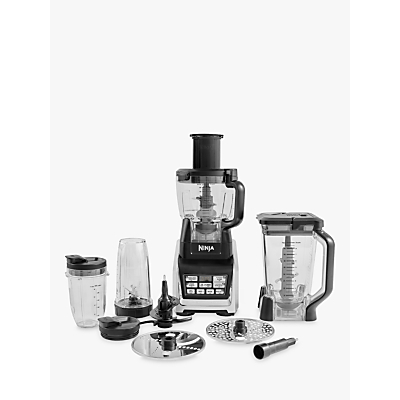 Ninja BL682UK2 Complete Food Processor with Auto-iQ and Nutri Ninja